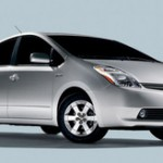 Auto ibrida Toyota Prius