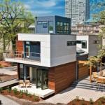 Una casa ecocompatibile e smart.