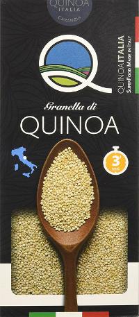 Granella di quinoa.