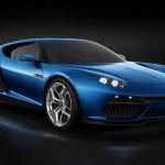 Lamborghini Asterion ibrida.