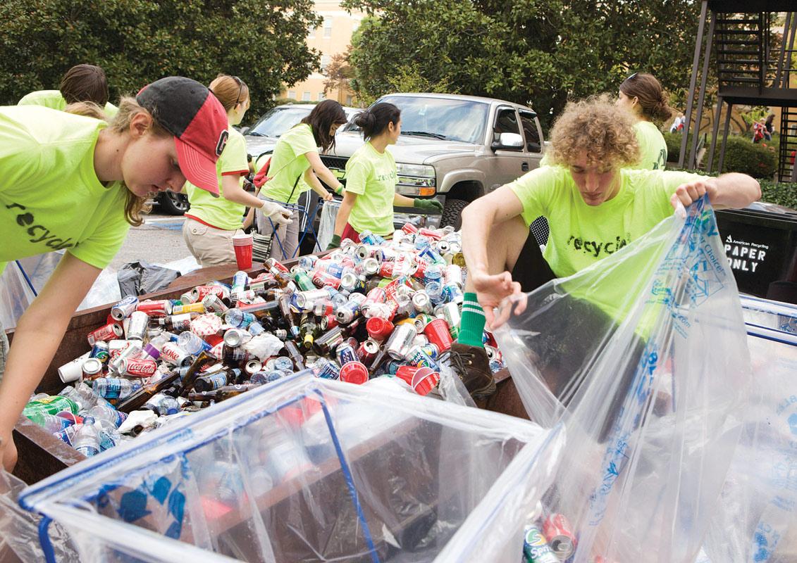 perchè riciclare i rifiuti