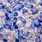 Sale blu di Persia.